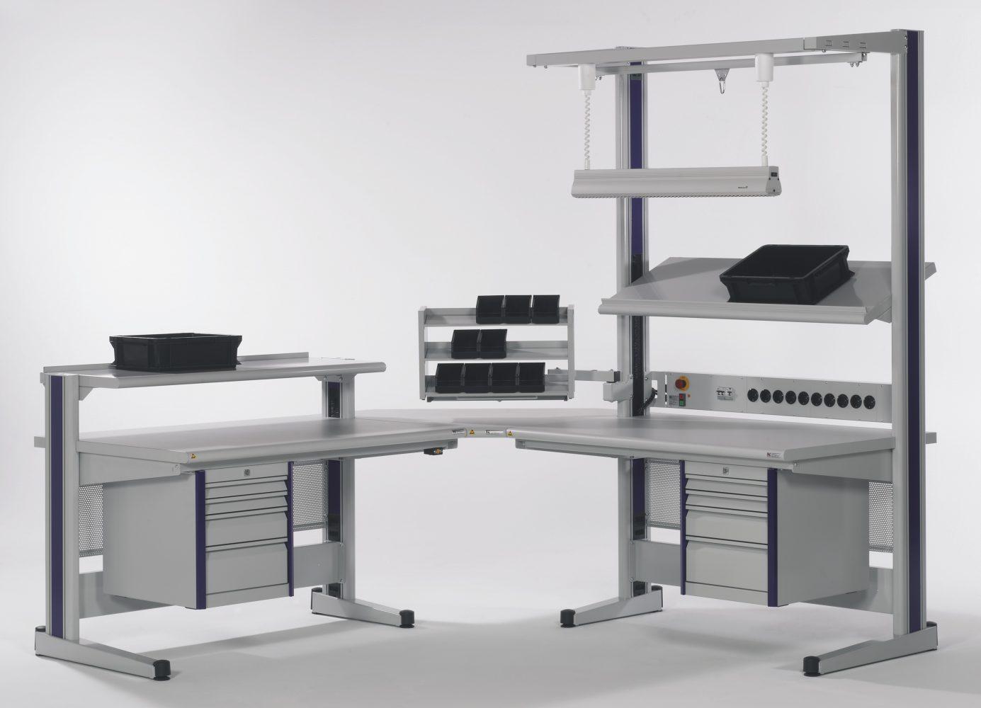 Banchi Da Lavoro Per Laboratorio Analisi : Tavoli da laboratorio volta s p a