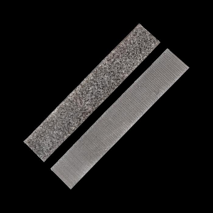 Shieldex - Velcro metalizzato