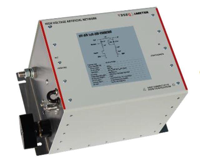Ametek CTS - Teseq - HV-AN 1uH-200-VW80300