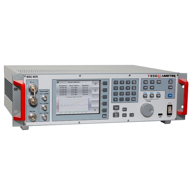 Ametek CTS - Teseq NSG 4070 LFCP Rack